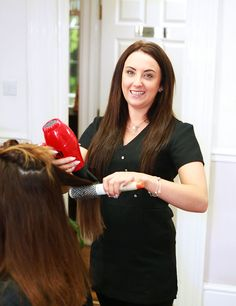 Each of our nationwide salons provide a highly skilled team of stylists and technicians who work closely with clients to meet their needs and expectations.   Whilst our salons are closed we wanted to share why our team love what they do. Georgia has worked at our Manchester Salon and more recently as our Salon Manager in Belfast.   Find out why she loves her work so much!