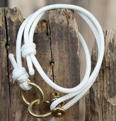 SAILING BRACELET IN WHITE