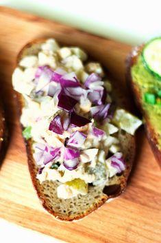 Przepisy na zdrowe pasty kanapkowe Yummy Eats, Yummy Food, Dips, Polish Recipes, Polish Food, Healthy Dishes, Pasta, I Love Food, Breakfast Recipes