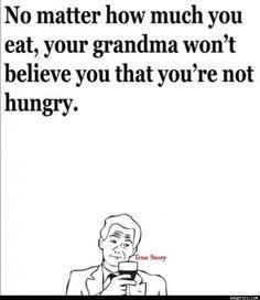 Alyssa's grandma