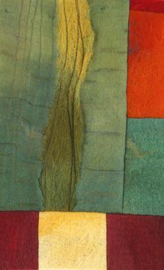 Piecework Handmade Felt, Fiber Art, Textiles, Painting, Inspiration, Biblical Inspiration, String Art, Painting Art, Paintings