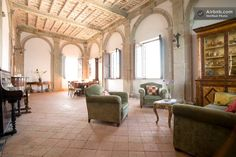 Rent an Italian castle - sleep in a castle in Capodimonte! Italy Travel, Italy Trip, Castle Rooms, Rooms For Rent, The Ranch, Places Around The World, Where To Go, Beautiful World, Taj Mahal