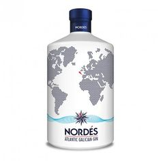 Nordes, Atlantic Galician Gin, Spain. Tasted at the Gin Shack. Something else - will purchase.