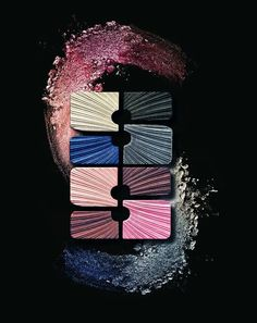 Sisley Spring 2015 Makeup Collection - Sisley Phyto 4 Ombres Palettes – Limited Edition