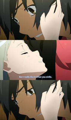 Menma and Jintan    ~Anohana: The Flower We Saw That Day