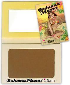 The Balm - Bahama Mama Bronzer. Aliexpress  DUPE. http://www.aliexpress.com/item/New-styleThe-balm-Bahama-Mama-Bronzer-Powder-Blush-Blusher-Makeup-palette-free-shipping/1730986212.html