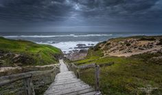 Dark Skies Ahead #portugal #leiria #tempestade #storm #saopedrodemoel #inverno #winter #oceano #fineartphotography #landscape