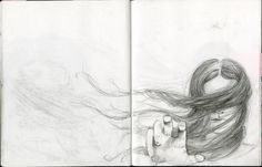 Here's a look at one of Ethan's sketches of Lena from his dreams that was used in the #BeautifulCreatures movie! http://twitpic.com/bnrntn