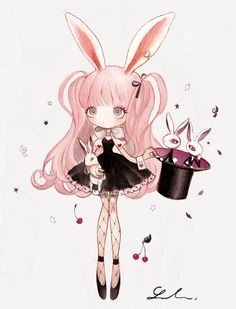 pixiv is an illustration community service where you can post and enjoy creative work. A large variety of work is uploaded, and user-organized contests are frequently held as well. Kawaii Chibi, Cute Chibi, Kawaii Art, Kawaii Anime, Manga Anime, Anime Chibi, Anime Art, Nostalgia Art, Anime Girl Pink