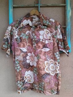 Check out this item in my Etsy shop https://www.etsy.com/listing/489581971/vintage-1970s-shirt-hawaiian-magnum-pi