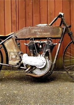 Harley - Classic!