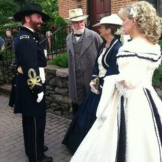 """From """"Gettysburg 150th: July 3, 2013"""" story by Buffy Andrews on Storify — http://storify.com/buffyandrews/gettysburg-150th-july-3-2013"""