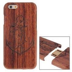 Anchor Detachable Wood iPhone 6 & Case comes with a Free Screen Protector, Free Splash Resistant Beach Bag and Free Delivery in Australia Iphone 6, Screen Protector, Wood, Cover, Woodwind Instrument, Trees, Home Decor Trees, Blankets, Woods