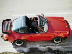 Porsche 911 930 Targa