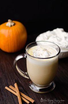 pumpkin drink recipe