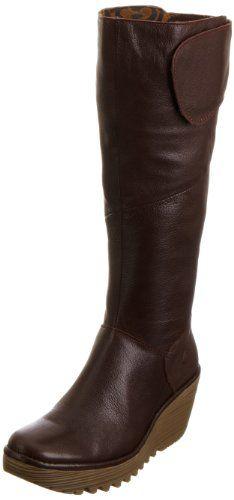Fly London Women's Yule Boot - Buy New: £100.00 - £129.99 [UK & Ireland Only]