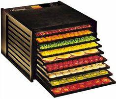 Amazon Black Friday – Excalibur 9-Tray Economy Dehydrator Black – $168.29 (reg. $250), BEST price!