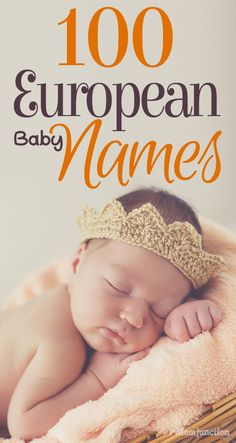 Girl Names Discover 100 Wonderful European Baby Names For Girls And Boys Are you hunting for a perfect baby name for your new born? Here is an array of most popular European baby names for girls and boys . Unique Girl Names, Unique Baby, Elegant Girl Names, Cutest Girl Names, Sassy Girl Names, Timeless Baby Names, Boy Girl Twin Names, Beautiful Girl Names, Unusual Baby Names