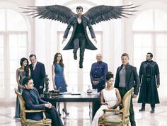 Pictures  Photos from Dominion (TV Series 2014– )
