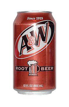 A Rootbeer beverage