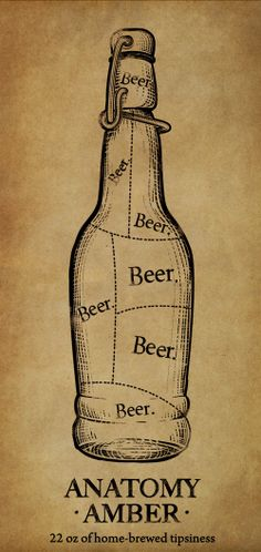 Anatomy of a beer