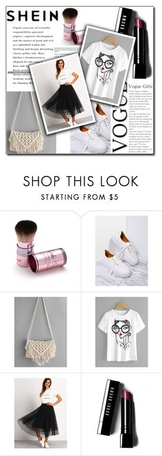 """""""SheIn 3/2"""" by dilruha ❤ liked on Polyvore featuring Bobbi Brown Cosmetics"""