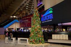 Main Lobby LUXmas Tree