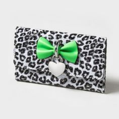 Love Lock Wallet $12 claires.com