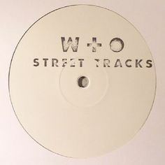 The artwork for the vinyl release of: Waze and Odyssey | Lancelot | Neville Watson | Paolo Rocco - Street Tracks White 001 (WandO Street Tracks) #music House