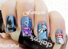 Nail Wish: Disney Challenge Day 2: Fantasía