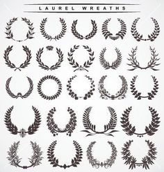 (no title) Laurel Wreaths Vector - - Tattoo World - Laurel Tattoo Vector World Wreath .Laurel Wreaths Vector - - Tattoo World - Laurel Tattoo Vector World Wreaths(notitle) Laurel Wreaths Vector Laurel Tattoo, Laurel Wreath Tattoo, Trendy Tattoos, Small Tattoos, Tattoos For Guys, Wolf Tattoos, Finger Tattoos, Arm Tattoos, Tatoos