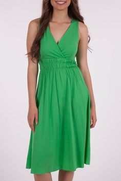 6d4549ee3c0caca5a38f12ffcc7390c4 womens knee length dresses travel wardrobe retrospec'd bella vintage shamrock dress online clothing stores,Bella D Womens Clothing