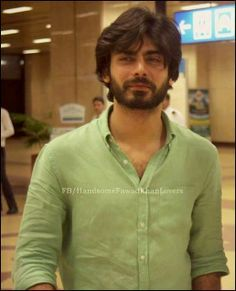 Pakistani actor Fawad Khan