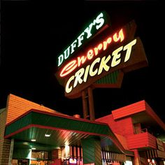 CHECK! - The Cherry Cricket, Denver, CO - famous for their wide range of build-your-own-burger toppings