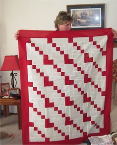 Heart Quilt - for twins