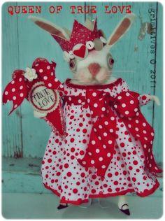 Adorable bunny, by Grimitives