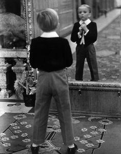 Photograph by Alfred Eisenstaedt, St. Moritz, 1931.