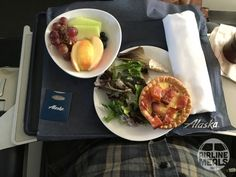 Airline catering * the world's largest website about airline catering, inflight meals and special meals First Class Flights, Alaska Airlines, Dinners, Meals, Grubs, Airplane, Catering, Dubai, Aviation