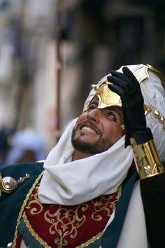 Fiestas de #Morosycristianos #Alcoy (Alicante)