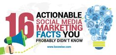 16 Actionable Social Media Marketing Facts You Probably Didn't Know