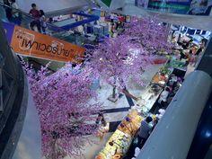 Laemthong Shopping Mall, Rayong, Thailand.