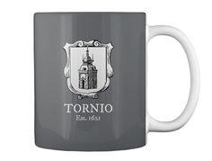 Tornio Est. 1621 muki kaikkien juhlavuosien kunniaksi.  #tornio #torniomuki #vaakuna #historiallinen #torneå #tornionlaakso #kaupunkimuki #matkamuisto #kotiseutu