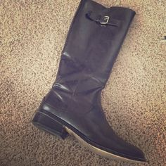 Brown boots Great condition Ann Taylor Shoes