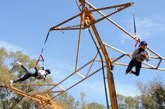 El Jardín de los Niños - Máquina de Volar