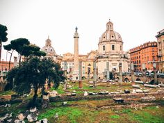 Na Janelinha para ver tudo: Mais dos Fóruns Imperiais de Roma, o Mercado e o F...