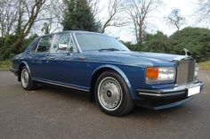 1992 J Silver Spirit MkII Active Ride. Finished in Cobalt Blue with Silver Stone interior, with picnic tables. Low mileage, Full Service History, known to ourselves for last 10 years. Immaculate condition £17.950 Full Details:  http://hanwells.net/rolls-royce-select/silver-spirit/1992-j-silver-spirit-mkii-active-ride-in-cobalt-blue-17-950