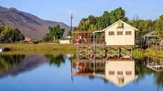 This quaint town along the is home to some award winning wineries. We've listed our top picks for wine tasting in Robertson Wine Tasting, Where To Go, Cabin, Magazine, Spaces, House Styles, Cabins, Magazines, Cottage