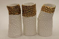 bumpy vase   isabel halley ceramics