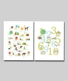 Look at this Spanish Alphabet Poster & Number Poster by Children Inspire Design Abc Poster, Spanish Alphabet, Pre K Activities, Little Learners, Global Design, Pretty And Cute, Teaching Kids, Toddler Girl, Framed Art