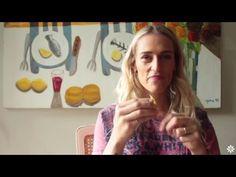 Frivolité: los nudos, por Virginia Demaria - YouTube